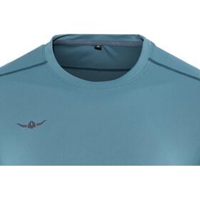 Kaikkialla Toni - Camiseta manga corta Hombre - azul